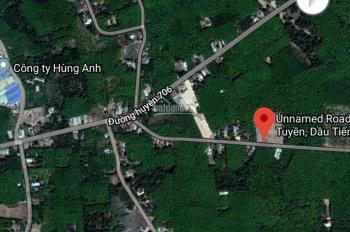 Bán đất ở xã Thanh Tuyền, Dầu Tiếng, LH 0968337680