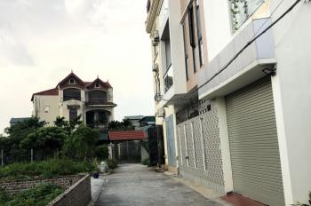 Bán 60m2 đất đấu giá X3 thôn 6 Đông Dư, lô góc, gần hồ, đường 4m, giá 33.5 triệu/m2