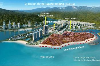 Ngoại giao biệt thự triệu đô mặt biển có bể bơi riêng Grand Bay Hạ Long, LH 0987909246