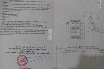 Bán đất MT đường Nguyễn Đình Kiên, H. Bình Chánh, TP. HCM, DT 102m2, giá 1tỷ8