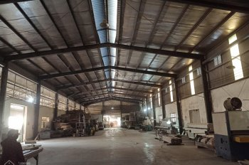 Cần bán 4000m2 đất cụm công nghiệp Lại Yên, đã có 3000m2 nhà xưởng, Mr Chiến 0971274648