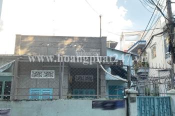 Bán nhà mặt tiền Nguyễn Trung Trực, P. 5, Bình Thạnh, 10x13m