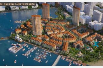 Bán cắt lỗ 600 triệu căn góc mặt đường đôi dự án Harbor Bay Hạ Long