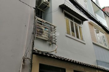 Nhà cho thuê Nguyễn Cư Trinh, P. Nguyễn Cư Trinh, Quận 1