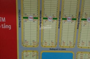 Kẹt tiền cần bán gấp lô  đất Mega 2, giá rẻ nhất thị trường, LH: 0909 418 838 chính chủ