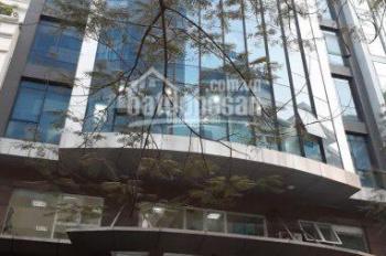 Bán nhà mặt phố Trần Đăng Ninh, diện tích 175m2, xây 5 tầng, mặt tiền 8m, nở hậu, có hầm