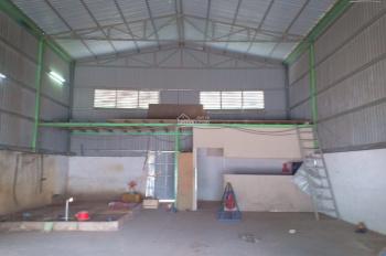 Cần cho thuê gấp nhà xưởng mặt tiền đường Vĩnh Lộc