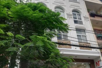 Bán tòa nhà căn hộ dịch vụ đường Cửu Long P2 TB, DT 11x16m GP hầm, 6 lầu, TM, 35 phòng, giá 25,5 tỷ