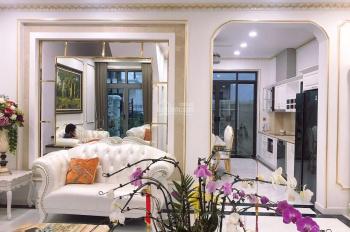 Liền kề cho thuê siêu hot 90 m2 nội thất tân cổ điển đẹp long lanh Vinhomes The Harmony. Xem ngay