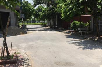 Bán đất mặt đường Trần Khát Chân gần đường 52
