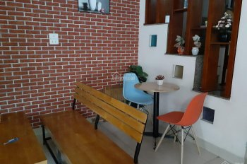 Sang nhượng quán cafe DT 40 m2, mặt tiền 4 m phố Lương Văn Can, Q. Hà Đông, Hà Nội