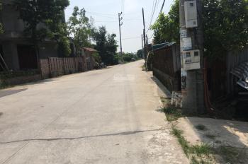Bán 270m2 đất 2 mặt đường ở Liên Nghĩa, Văn Giang, Hưng Yên giá rẻ