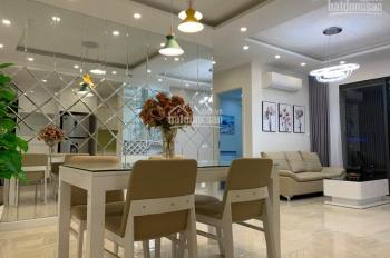 Cho thuê CHCC Vinhomes D'Capitale Trần Duy Hưng căn góc 100m2, 3PN tầng 25 tòa C1. LHTT 0972217829