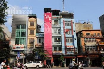 Cho thuê nhà mặt phố Trần Thái Tông, diện tích 200m2 x 5 tầng, MT 30m