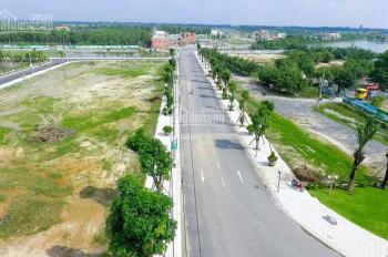 Lô đất 2 mặt tiền ngang 20,5m Lê Đình Lý khu vực đắc địa gần Nguyễn Văn Linh