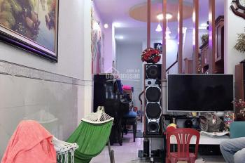 Nhà hẻm 5m Nguyễn Ngọc Nhựt gần chợ Tân Hương. LH 0843374368 Ms Hòa