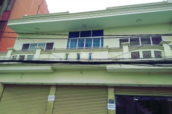 Bán nhà đẹp mặt tiền đường Trường Chinh nối dài (QL22) Hóc Môn giá rẻ