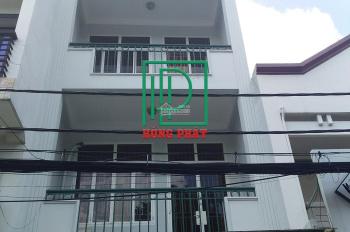 Cho thuê nhà siêu đẹp MT Đồng Đen, P. 10, 4.5*20m, 1T, 3L, ST, dọn vào ở ngay, giá rẻ, HP