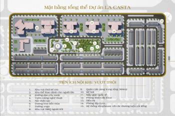 Cần tiền bán gấp lô liền kề La Casta Văn Phú giá rẻ