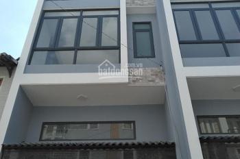 Nhà hẻm 1 trục ngã 4 Phan Văn Trị - Nguyễn Thái Sơn, p5, HXH, DT 5x16m, giá 6.7 tỷ. LH 0934619267
