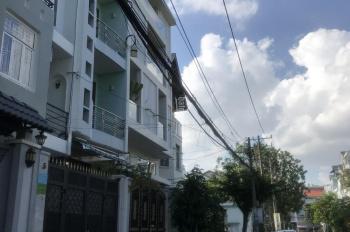 Cho thuê nhà nguyên căn có nội thất khu Bình Phú 1, mặt tiền số 5 đường Số 15, P11, Q6
