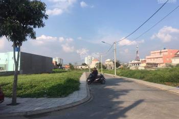 Bán đất ngay đường Trần Đại Nghĩa, DT 100m2, sổ riêng, giá 2,3 tỷ, cách vòng xoay An Lạc 800m