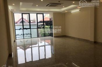 Cho thuê nhà mới xây mặt phố Triệu Việt Vương, 150m2 x 3 tầng, MT 5.8m, riêng biệt