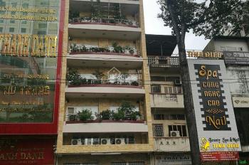 Bán nhà tiện xây building VP đối diện Bitexco, P. Nguyễn Thái Bình, Q 1, DT: 8 x 18m