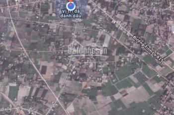 Chính chủ cần bán đất 1000m2 cách ngã 3 Lộc Giang 100m, đường vào 4m chỉ 50tr/m ngang, 0971783991