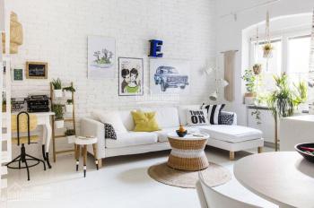 Cho thuê căn hộ 107 Trương Định, 2PN, nội thất, 17 triệu/tháng. LH: 0898846100 Quân