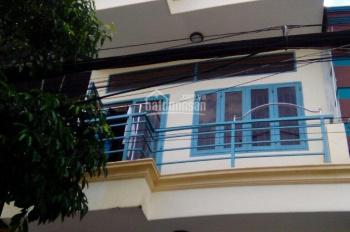 Cho thuê nhà mặt tiền đường Nguyễn Thái Sơn, phường 5, Gò Vấp. DT: 4x12m, 3 tầng mới