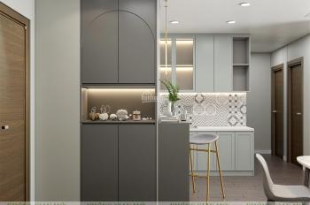 Cho thuê căn hộ Saigon Royal 2PN, full nội thất cao cấp giá chỉ 27tr/tháng