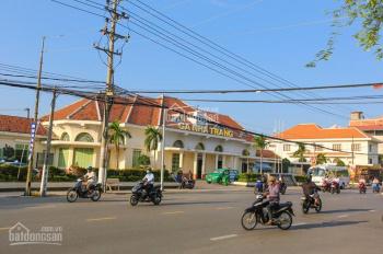 Bán đất TTTP Nha Trang mặt tiền đường Thái Nguyên. Giá chỉ 130 triệu/m2