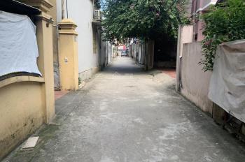 Cần chuyển nhượng nhanh 55m2 đất TDP Kiên Thành, Trâu Quỳ, Gia Lâm. LH: 0984.965.589