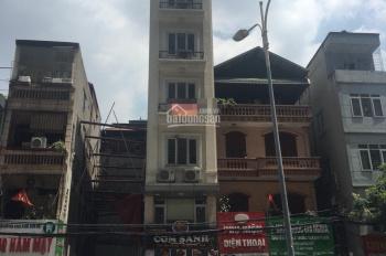 Khách hết hạn cần cho thuê nhà mặt phố 82 Vũ Trọng Phụng, DT 50m2x7T, mặt tiền 4m, có thang máy