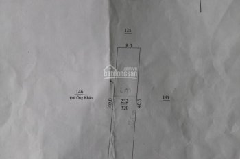 Bán gấp căn nhà 320m2 đường Trần Nhật Duật, P. Ia Kring, Plei Ku