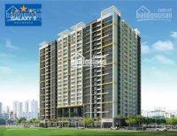 Bán căn hộ 1 phòng ngủ Galaxy 9, có 1 phòng riêng, giá cực rẻ 2.7 tỷ, LH: 0708.63.02.63