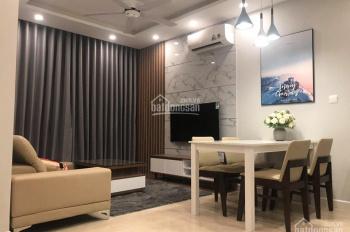 Cho thuê căn hộ 2PN, 76m2, BC Đông Nam view hồ tầng 20 tòa C6, vừa xong nội thất. LHTT 0972217829