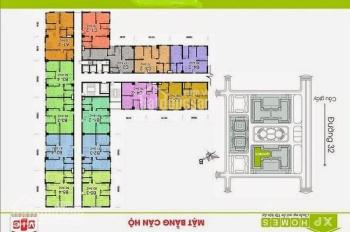 Chính chủ bán căn hộ 103.5m2 tòa CT1A, giá 14,6 triệu/m2