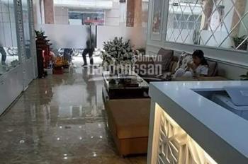 Bán nhà phố Cát Linh, 4 tầng, 75m2, MT 5m, kinh doanh đỉnh, 14 tỷ. LH 0936367270