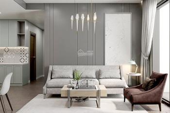 Cho thuê căn hộ Saigon Royal, căn góc DT: 80m2, full nội thất, 2PN, 27tr/th, LH: 0949801001