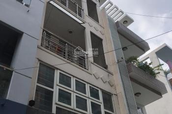 Cho thuê nhà hẻm xe tải Nguyễn Văn Công, 4*12.5m, 5 lầu, 20 triệu / tháng