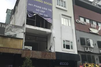 Cho thuê mặt tiền Nguyễn Cư Trinh, ngay Pullman, Quận 1, 4x20m, 5 tầng có thang máy. Chỉ 60 tr/th