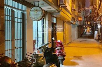 Cho thuê nhà 4T đầu ngõ 10 Trần Duy Hưng, Nguyễn Khang, tiện KD làm CT, VP, trung tâm, bán hàng