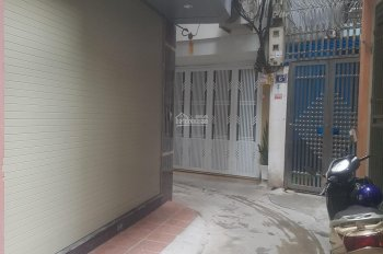 Chính chủ bán nhà mới, lô góc, ngõ 86 Hào Nam, Cát Linh, Đống Đa, Hà Nội, DT 48m2 x 5T, giá 5,65 tỷ