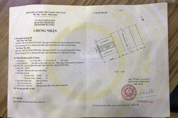 Bán cặp đất xây cao tầng đường Võ Nguyên Giáp, quận Ngũ Hành Sơn - Đà Nẵng
