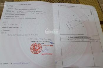 Bán đất sổ đỏ chính chủ tại xóm 2, xã Nghi Phong, huyện Nghi Lộc, tỉnh Nghệ An