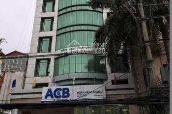 Cho thuê nhà mặt phố Đỗ Quang 100m2 x 7 tầng + hầm, mặt tiền 7m, thông sàn, thang máy giá 90tr/th