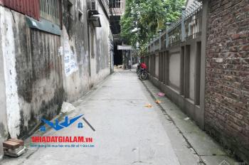 Bán lô góc 40m2 Cửu Việt, Trâu Quỳ, Gia Lâm, ngõ ô tô hướng Tây Bắc. LH 097.141.3456