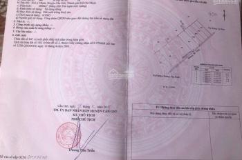 1500m2 đất Lý Nhơn - Cần Giờ siêu rẻ - chủ kẹt vốn bán lỗ. Giá: 1,950 tỷ, LH: 0907974974 Linh